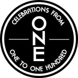 ONE sticker