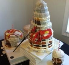 PIPELINE cakes