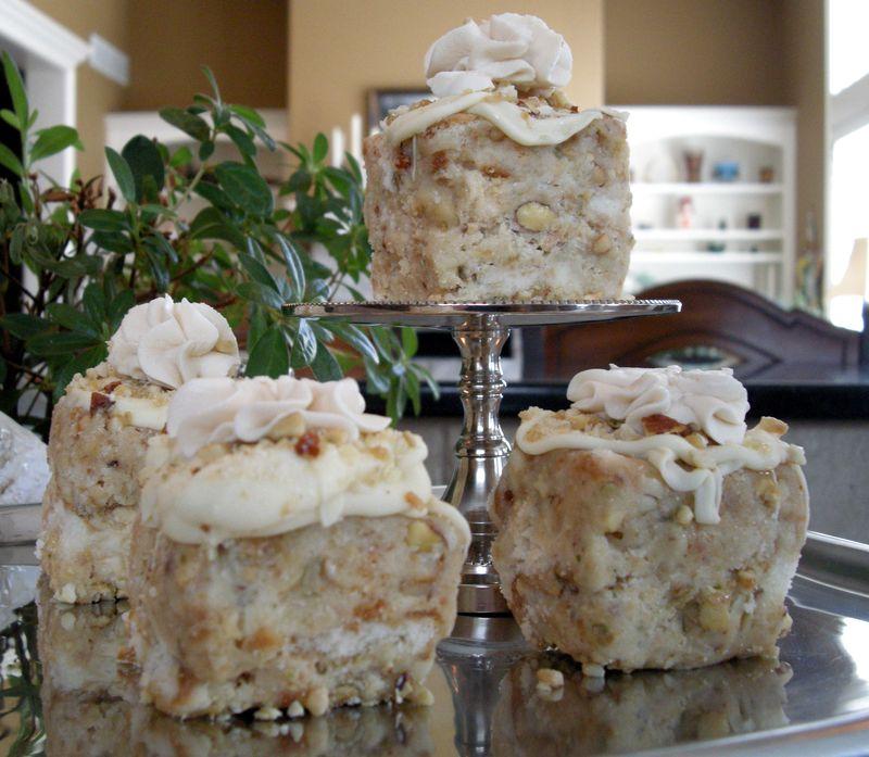 Lemony layered nut cake dessert (2)