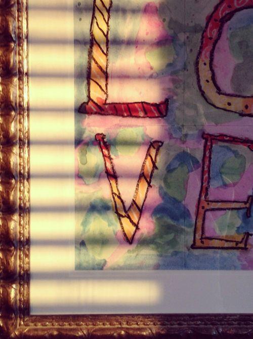 Love cut off